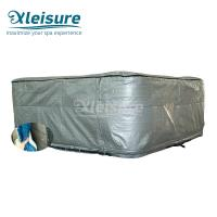 China Alloy Hot Tub Spa Cover Protector , Protecta Spa Cover UV - Resistant wholesale