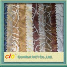 China Crocodile Grain PVC Artificial Leather / Fake Leather Fabric For Handbag / Car Upholestery wholesale