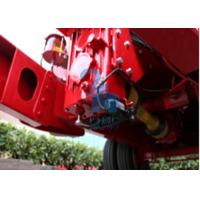 China 8pcs Tyres Vertical Feed Mixer Trucks For Sheep Forage 540RPM / Min Output Speed wholesale