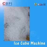 China Best Automatic 1 Tons Cube Ice Making Machine for Cube Ice Selling Factory with Stainless Steel 304 Material wholesale