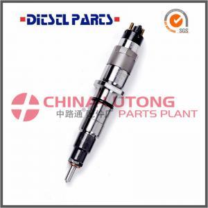 China Bosch common rail diesel pump 0445 120 122 Yutong ISLe 6.7 cummins injector nozzles 4942359 wholesale