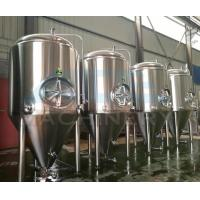China 1000l Beer Fermenter For Canned Beer 3bbl Home Made Beer Fermenter 5bbl Beer Fermenter For Lagern Beer wholesale