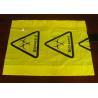 China Polyethylene Plastic Heat  Sealing Biohazard Bags meet FDA and EU standard wholesale