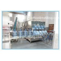 China 5 Gallon Bottle Mineral Water Filling Machine Rinsing Filling Capping Machine 3 In 1 wholesale