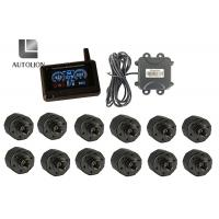 China TPMS Automatic Tire Pressure Monitoring System with 6 External for 24V Trunk wholesale