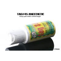 Buy cheap New Package TAG#45 Topical Anesthetic Gel With 4% Lidocaine Numb Cream product
