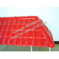 China Anti-UV, weather resistant, sound and heat insulation spanish roof tiles wholesale