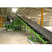China Powerful Car Waste Tyre Recycling Machine SN - DS - 1500 With Double 55 Kw Motor Power wholesale