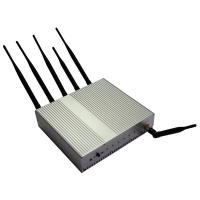 China Professional Indoor DCS1800MHz / PCS1900MHz Mobile Phone Frequency Jammer DZ-101B-8 wholesale