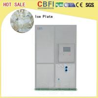 China Full Automatic Control Plate Ice Machine 20 Tons Large Production wholesale