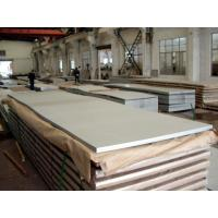 Buy cheap ASTM / ASME Hot Rolled Stainless Steel Plate For Gas With 0.4mm - 100mm from wholesalers