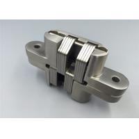 China Self Close Soss Cabinet Hinges Concealed Hinges Stainless Steel Ultra Quiet wholesale