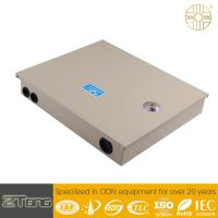China High Mechanical Strength Optical Fiber Distribution Box Long Service Life wholesale