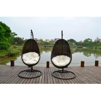 Quality outdoor rattan hanging chair--9709 for sale