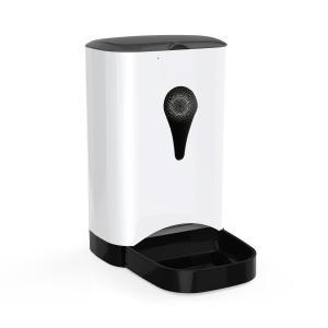 China Wifi Camera Smart Timer Dispenser Remote Control Dog Food Dispenser wholesale