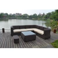 China Outdoor furniture rattan modular sofa --9229 wholesale