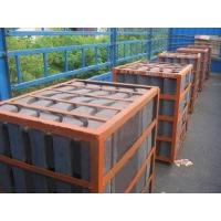 China Alloy Steel Castings Steel Lift Bars Moulded In Rubber Liners wholesale