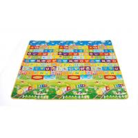 China Gym Exercise Foam Floor Puzzle Mat , Picnic Play Mat Food Grade Non Slip Surface wholesale
