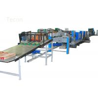 Quality Motor Driven Full Automatic Kraft Paper Machine with Inner Outer Strength Sheet for sale