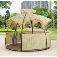 China China leisure furniture outdoor flower garden rattan tents 1111 wholesale
