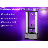 China Computer Control Electronic Universal Testing Machine 10KN Two Columns wholesale