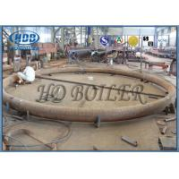 China Headers And Manifolds Rings Boiler Manifold Headers Cyclone Spparator Front And Rear Circular wholesale