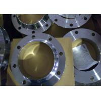 Quality 300lbs 304 Forged Casting Stainless Steel Pipe Flange Fittings For Connection for sale
