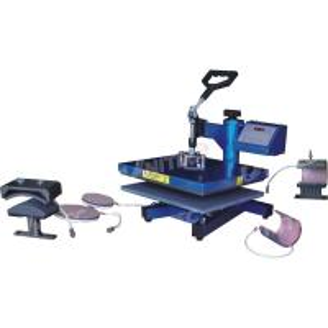 China Multi - Function Power Press Heat and Press Machine , Mug Heat Press Machine on sale