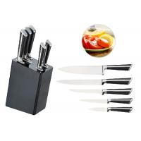 China High Hardness Plastic Knife Block , Eco Friendly Chef Knife Kit Easy Store wholesale