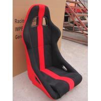 China JBR Universal Bucket Racing Seats Red And Black Bucket Seats Comfortable wholesale