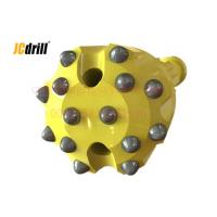 China Tungsten Carbide DTH Drilling Tools , Forging DTH Drill Bits for Rock Borehole Drilling wholesale