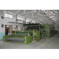 Buy cheap PLC Servo Control Non Woven Fabric Machine Pen Jiaomian Production Line With from wholesalers