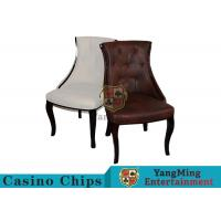 China Waterproof Leather Casino Gaming Chairs With Various Colors / Patterns To Choose wholesale
