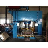"China 25Mpa Heavy Duty Hydraulic Press Machine Double Action PLC Control Processing Size 2""-8"" wholesale"