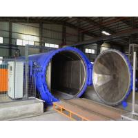 China Composite curing autoclave with world class engineering and unique system design wholesale