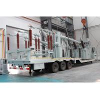 Buy cheap 132 Kv Vehicle Mounted Transformer Substation / Prefabricated Mobile Substation from wholesalers