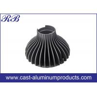 China Manufacturer Mold Firstly / Cast Aluminum Alloy Housing Customized Anti Corrosion on sale