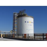 China Large Vertical LIN / LAr / Liquid Nitrogen Storage Tank 200M3-50000M3 wholesale