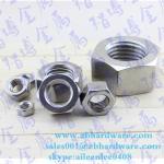 China Hot sale low price China fastener manufaturer hex nut m3 to m64 din934 wholesale
