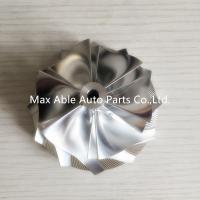 China T04R 451470-0001 66.65/84mm Turbocharger performance design Billet compressor wheel wholesale