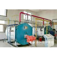 China Full Automatic High Efficiency Natural Gas Boiler Steam Boiler Machine wholesale