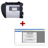 China Wireless Star Diagnostic Tool MB SD Connect Compact 4 Plus Vediamo V05.00.05 Development and Engineering Software wholesale