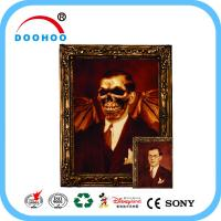 China Custom Printing 3D Lenticular Poster and Flip Change Image High Definition wholesale