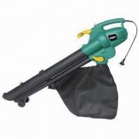 China 2,500W Leaf Blower/Vacuum with 230V/50Hz Voltage and 250kph Maximum Air Speed wholesale