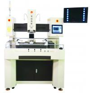 China preheating glass with Laser Reballing Kit Machine Infrared Price Bga Rework Station wholesale
