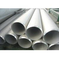 China Big Dimension Industrial Seamless Stainless Steel Pipe ASTM A312 TP316L For Fluids Transport on sale