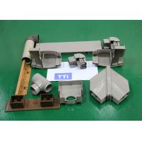 Quality Plastic Injection Molding Parts For Japanese Construction Plastic Building Parts for sale