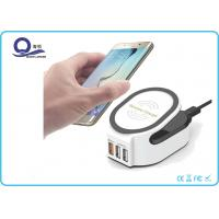 China 3 in 1 Multi-Function Wireless Charger Qualcomm Quick Charge 3.0 with 3 USB Ports wholesale