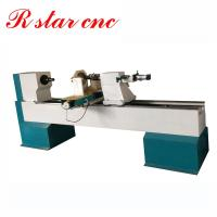 China Hot sale 1500mm automatic cnc wood turning lathe for wooden legs wholesale