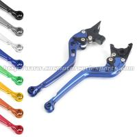 China Daytona 675 Motorcycle Brake Clutch Lever For Motorcycle Adjustable Lever wholesale